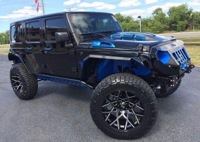 2017 Jeep