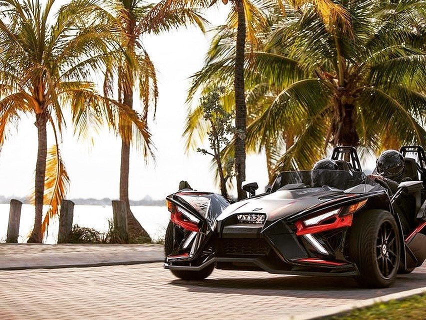 Why the 2020 Polaris 3-Wheel Slingshot is so Mind Blowing!