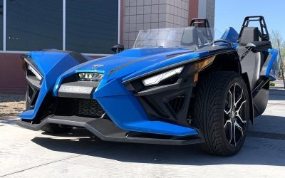 The Pleasure of Driving a 2020 Polaris Slingshot