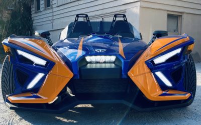 Is the Polaris Slingshot Fun To Drive?